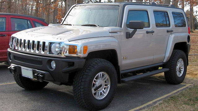 HUMMER Service and Repair | Orinda Motors Inc.